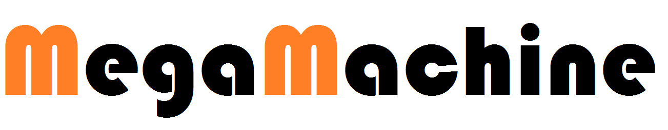 Megamachine - Máquinas Operatrizes - Gráficas