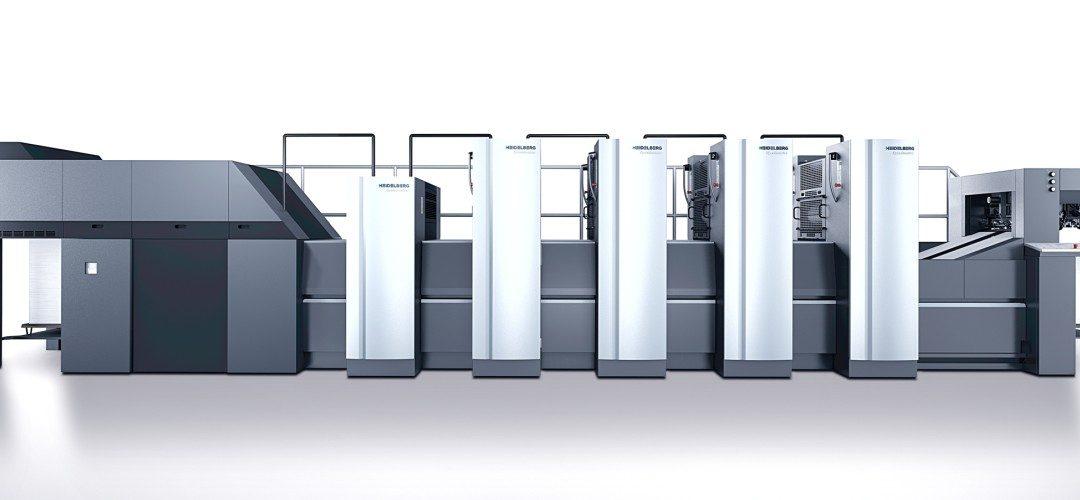 Speedmaster CX 75 é a nova impressora da Heidelberg no formato 50×70