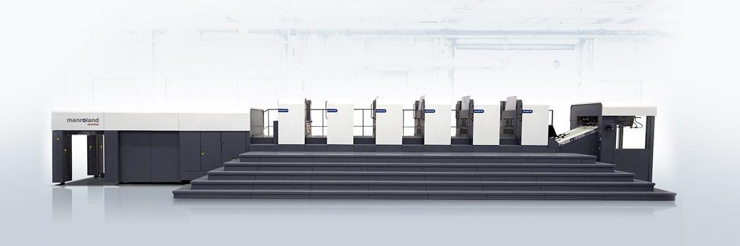 ROLAND 700 Evolution – o novo padrão em tecnologia de impressão