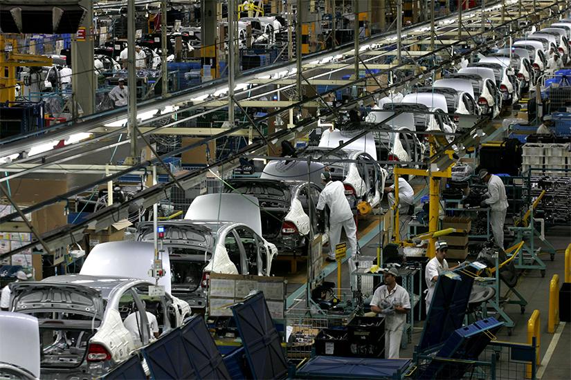 Produção de veículos retoma ritmo de alta em junho